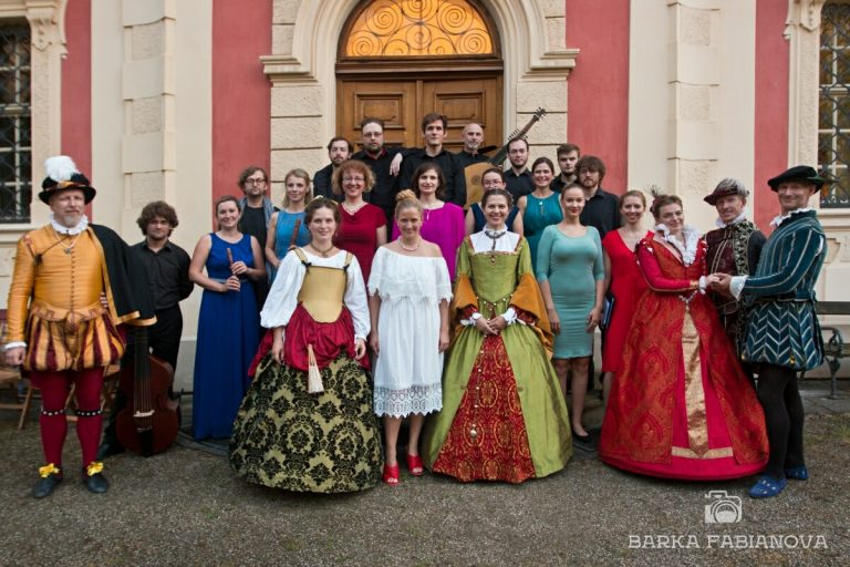 Music and Dance of the renaissance Prague