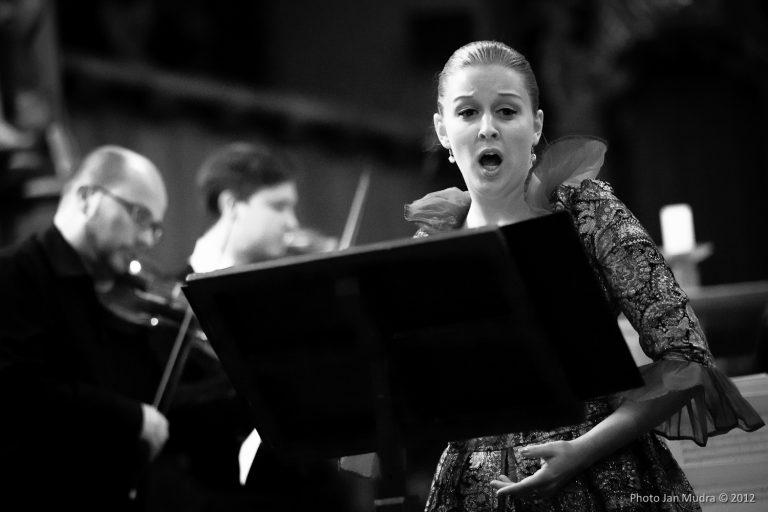 Italská opera v Mozartově Praze 0