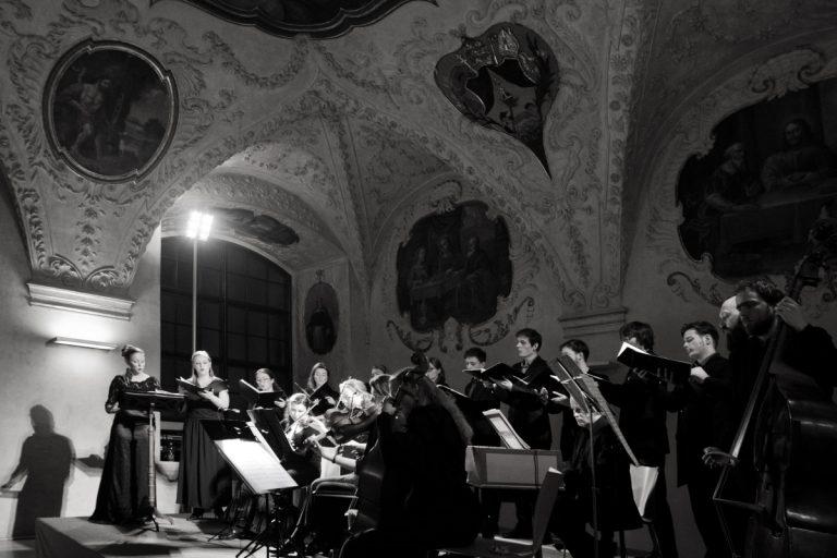 Postní hudba barokní Prahy 0